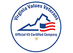 Virginia Values Veterans (V3) Certified