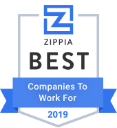 2019 Zippia Best Companies to Work For